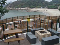 Barbecue Area, Hung Shing Yeh Wan